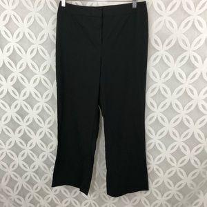 Lafayette 148 New York Virgin Wool Cropped Pants